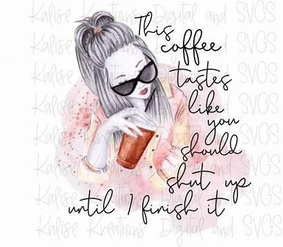 Coffee Tastes Shut Should Sublimation Until Finish