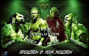 WWE HD Wallpapers - Team Evolution New by Megagunjit on ...