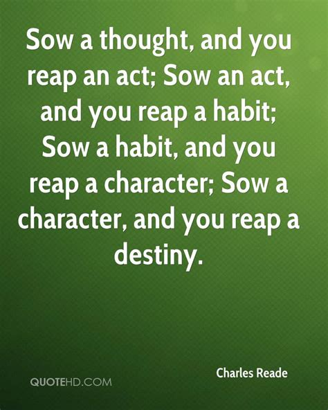 Reap What You Sow Quotes Amusing Bing Image Feed