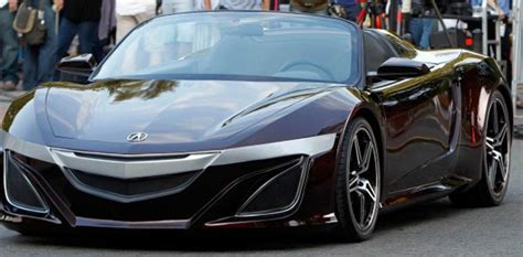 acura nsx 2013 price specs and pics futuristic car