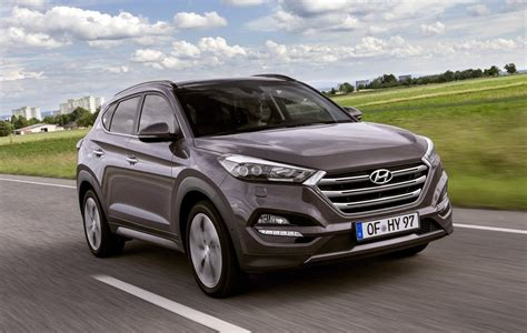 2017 Hyundai Tucson That Trend Convenience Together