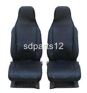 Suzuki Samurai Seat Covers by Quality Fabric Front Seat Covers For Suzuki Vitara Samurai