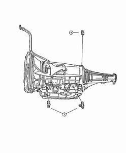 2002 Jeep Liberty Transducer  Pressure Sensor  52119098