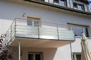 edelstahl balkone franzsische balkone edelstahl glas carprola for