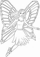 Fairy Coloring Tooth Pages sketch template