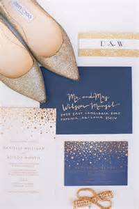 navy and gold wedding invitations flavour of the week navy
