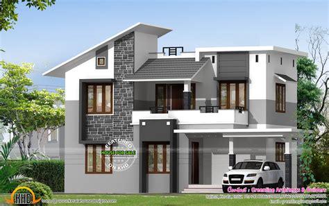types  villa home plans kerala home design  floor
