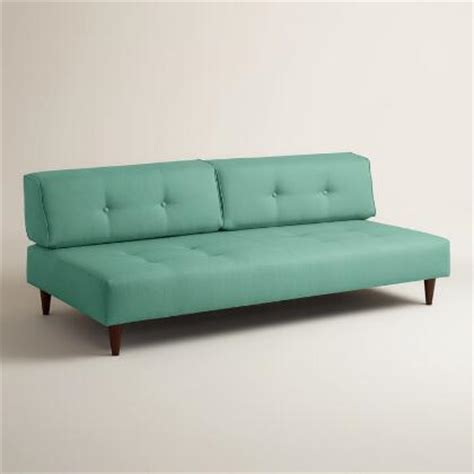 textured woven holman upholstered sleeper sofa world market