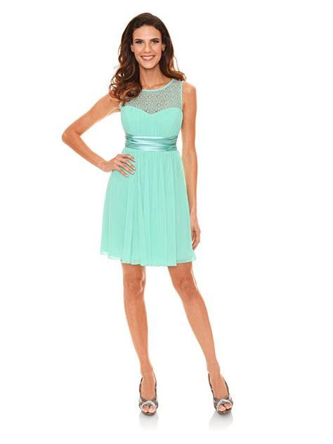 robe vert d eau naf naf robe de soir 233 e en dentelle couleur vert menthe tenue