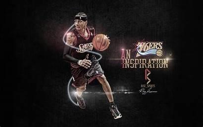 Iverson Allen 76ers Wallpapers Philadelphia Pc Desktop