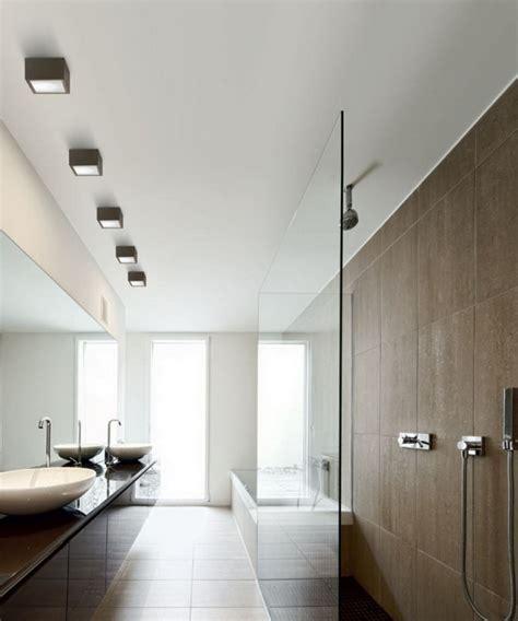 deckenleuchte bad design badezimmer deckenleuchte 53 beispiele und planungstipps