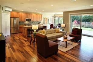 Living Room And Kitchen Ideas 17 Open Concept Kitchen Living Room Design Ideas Style Motivation