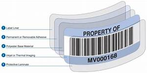 common label applications by industry abr american With asset tag label printer