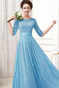 Jhonpeter women winter party dresses lace designed long for Blue dresses to wear to a wedding