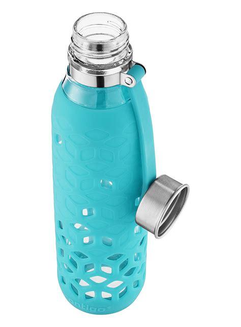Contigo-Purity-Glass-Water-Bottle-20-oz.-with-Silicone ...