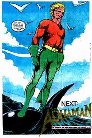Aquaman DC Comics Database