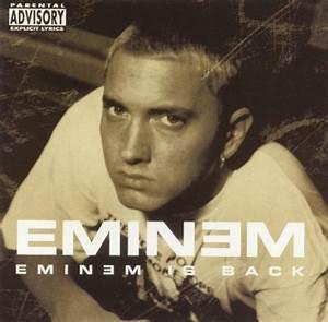 Eminem Is Back - Eminem | Songs, Reviews, Credits | AllMusic