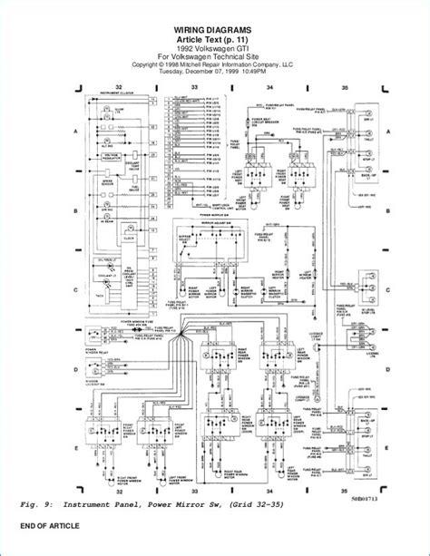 mk3 golf vr6 wiring diagram bestharleylinks info