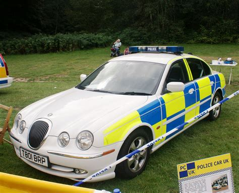 Jaguar S-type Police Demonstrator