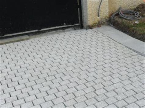 pave granit leroy merlin pav 233 b 233 ton armor gris clair l 10 cm x l 10 cm x ep 55 mm leroy merlin