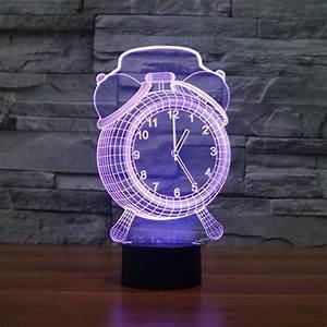 Modern, And, Unique, Alarm, Clocks