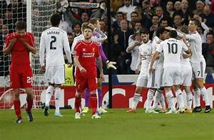 match real madrid vs liverpool