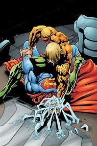 Aquaman vs Superman
