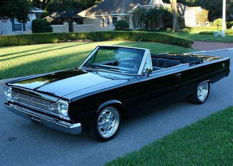Convertible For Sale by 1966 Plymouth Satellite Convertible For Sale