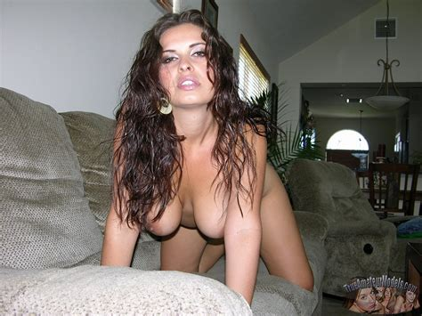 Native American Milf Spreads Nude