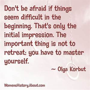 Olga-Korbut-sports-quotes inspiration passion life words ...