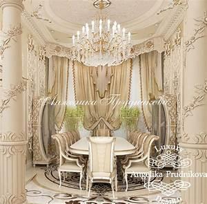 Antonovich Design Ru интерьер особняка в классическом стиле в кп миллениум