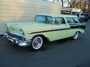 Hemmings Finds Of The Day  U2013 1956 Chevrolet Bel Air A