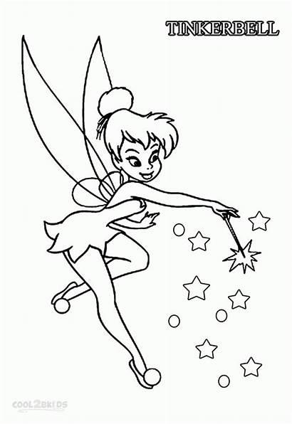 Coloring Periwinkle Tinkerbell Disney
