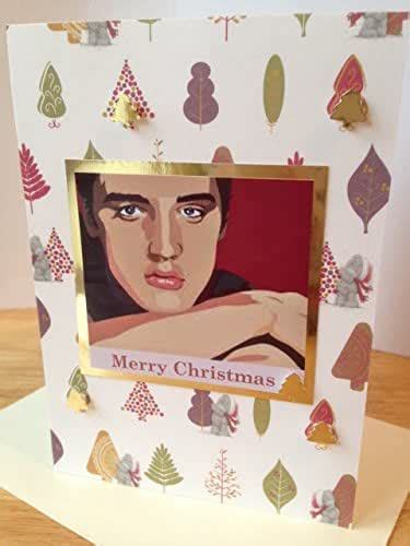 amazoncom handmade elvis presley christmas