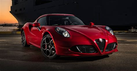 2019 C4 Alfa Romeo Price Review And Info  Cars Auto News