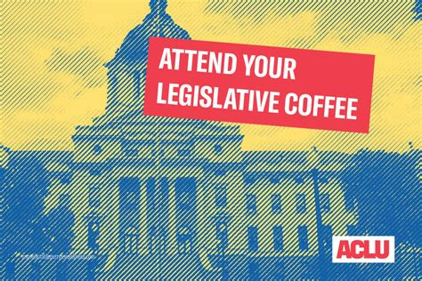 Vibe is a bit different than the original location but this mostly due to its local deep in cap hill instead of downtown by the market. Legislative Coffee: Yankton | ACLU of South Dakota