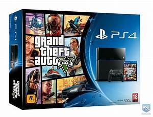 Two GTA V PS4 Bundles Officially Announced, Comes With ...