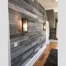25 Best Ideas About Reclaimed Wood Walls On Pinterest, Cheap Wall Covering For Basement