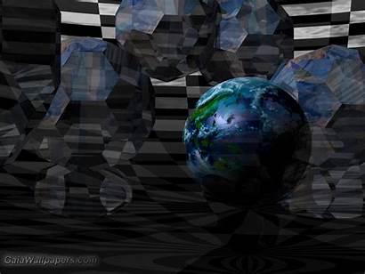 Virtual Desktop Wallpapers Earth Wallpapersafari Code Animated