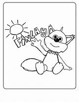 Timmy Coloring Magic Coloringtop sketch template