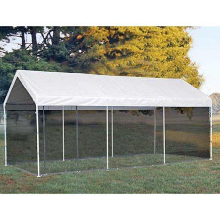 shelterlogic     purpose canopy  screen kit walmartcom