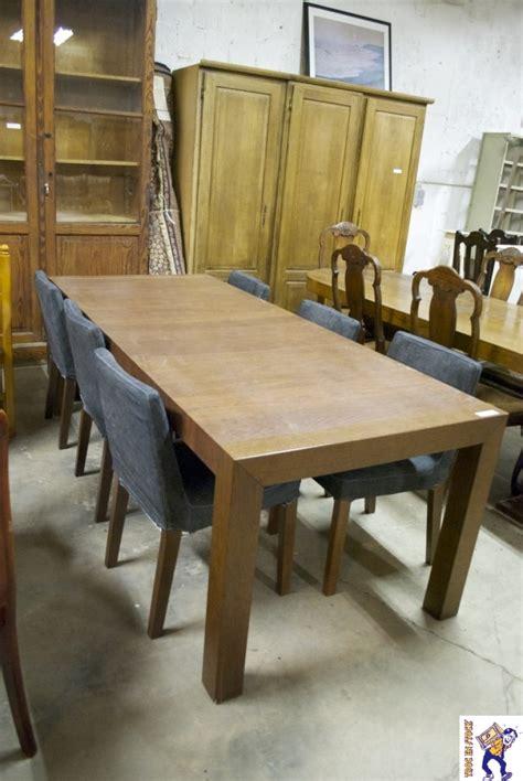 table de salle  manger ikea troc en stock