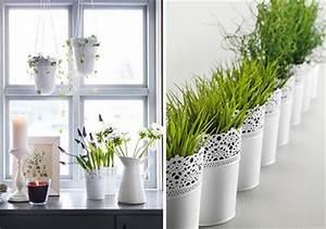 Deko Vasen Für Wohnzimmer : wohnzimmer fensterbanke dekorieren nfl ~ Bigdaddyawards.com Haus und Dekorationen