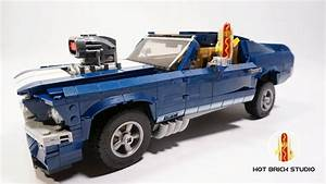Lego 10265 FORD MUSTANG Creator Expert - speed build review - YouTube