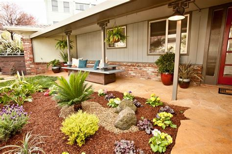 From Homely To Headturning Frontyard Makeovers Curb