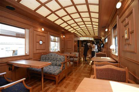 Jr Kyushu Shows Off New Luxury Train