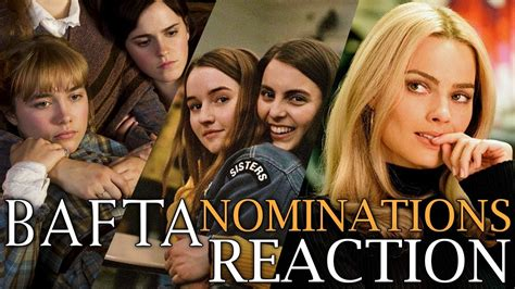 BAFTA 2020 Nominations REACTION - SNUBS, SURPRISES ...