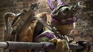 Donatello TMNT 2014 Wallpaper HD