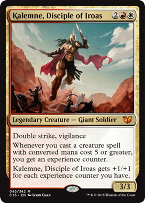Goblin Commander Deck 2015 by Commander 2015 Decklists Magic The Gathering