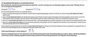 Allianz Krankenversicherung Rechnung Einreichen Formular : berufsunf higkeitsversicherung ohne gesundheitsfragen ~ Themetempest.com Abrechnung